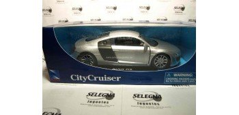 Audi R8 escala 1/32 New Ray coche metal miniatura