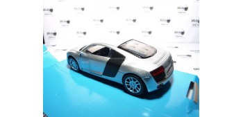 Audi R8 escala 1/32 New Ray coche metal minaitura