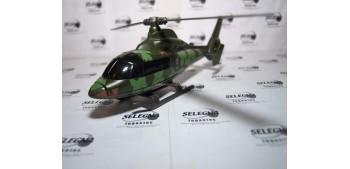 Helicóptero Ejercito Español escala 1/43 Cararama Coche miniatura artículo sin caja