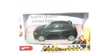 Audi A1 Quattro escala 1/43 Mondo Motors Coche metal miniatura