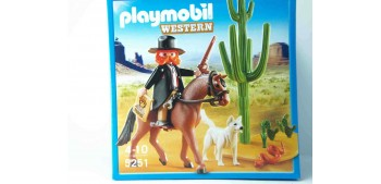Playmobil - Sheriff con caballo