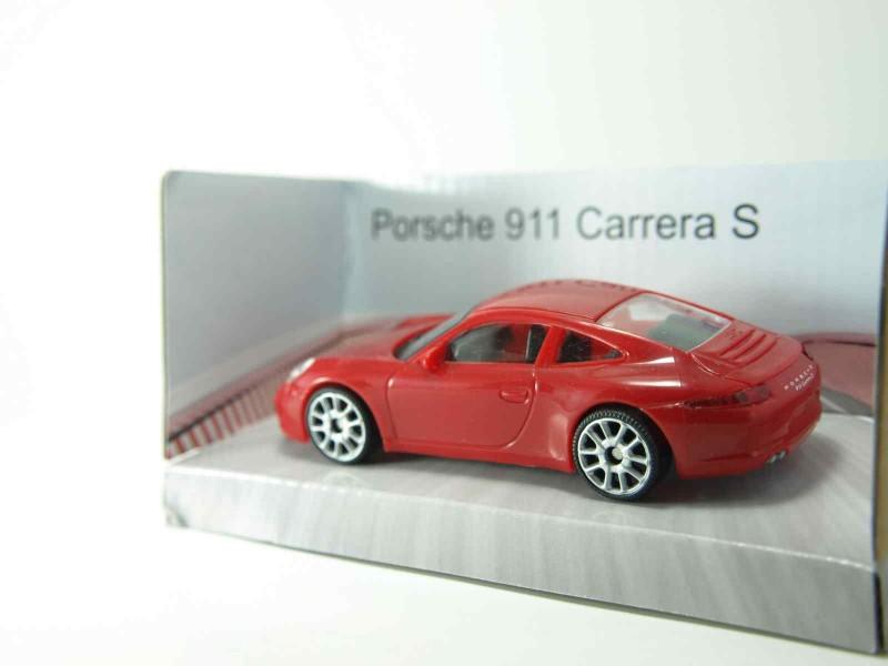 a7b0c6b4826b ... Porsche 911 Carrera S rojo escala 1 43 Mondo Motors Coche miniatura ...