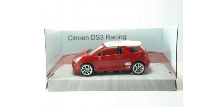 Citroen Ds3 rojo escala 1/43 Mondo Motors Coche miniatura