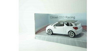 Citroen Ds3 blanco escala 1/43 Mondo Motors Coche metal miniatura