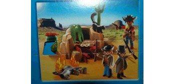 Playmobil - Escondite de los bandidos