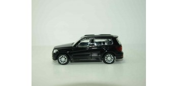 Mercedes benz clase GLK black escala 1/43 Mondo Motors Coche metal