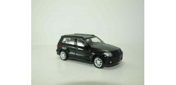Mercedes benz clase GLK black escala 1/43 Mondo Motors Coche metal
