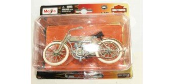 Harley Davidson 1909 Twin 50 V-Twin escala 1/18 Maisto moto miniatura