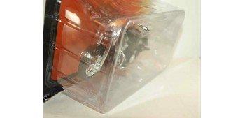 Harley Davidson 1953 74FL Hydra Glide escala 1/18 Maisto moto miniatura