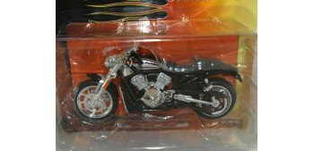 Harley Davidson 2006 VRSCR Street Rod escala 1/18 Maisto moto Maisto