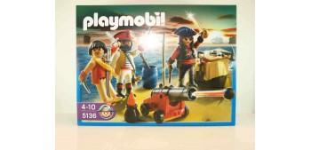 Playmobil - Tripulación Pirata