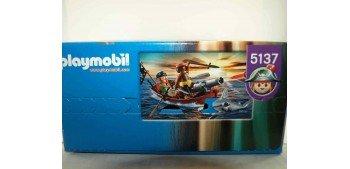 Playmobil - Tripulación Pirata barca