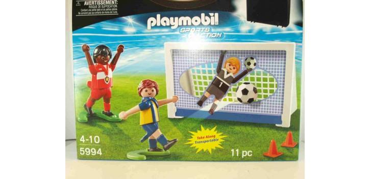 Playmobil - Maletín Futbol