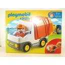 <p>MARCA:<strong>Playmobil 1-2-3</strong></p> <h1>MODELO:Camión de Basura</h1>