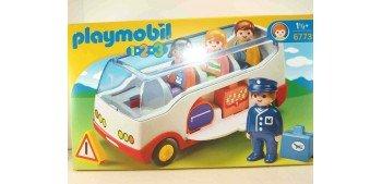 Playmobil 1.2.3 - Autobús