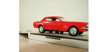 Ford Mustang 1964 escala 1/34 a 1/39 maisto Coche metal miniatura