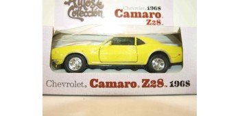 Camaro Z28 1968 escala 1/34 a 1/39 Welly Coche metal miniatura Welly