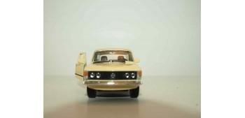 Fiat 125p 1967 escala 1/34 a 1/39 Welly Coche metal miniatura