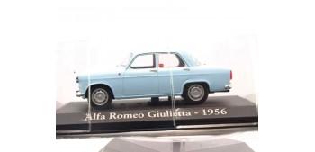coche miniatura Alfa Romeo Giulietta 1956 escala 1/43 Ixo - Rba