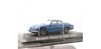 Renault Alpine A110 1969 escala 1/43 Ixo - Rba - Clásicos inolvidables coche metal miniatura