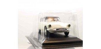 Citroen DS19 1957 escala 1/43 Ixo - Rba - Clásicos inolvidables coche metal miniatura