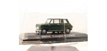 Mini Cooper S 1967 escala 1/43 Ixo - Rba - Clásicos inolvidables coche metal miniatura