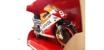 Honda RC213V Team Marc Marquez escala 1/12 New ray moto en miniatura