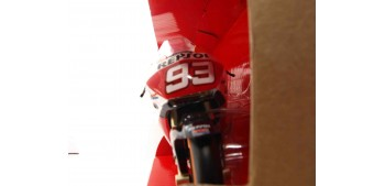 Honda RC213V Team Marc Marquez escala 1/12 New ray moto en