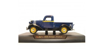 Dodge Pickup 1936 azul escala 1/32 New Ray coche metal miniatura Car miniatures