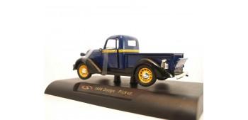 Dodge Pickup 1936 azul escala 1/32 New Ray coche metal miniatura Coches a escala