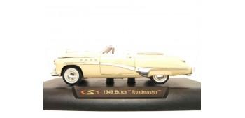 miniature car Buick Roadmaster 1949 marfil escala 1/32 New Ray