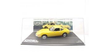 coche miniatura Opel GT 1968 1973 escala 1/43 Limousina coche