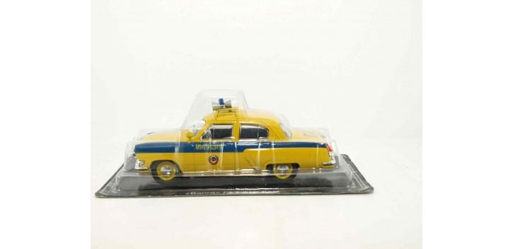 GAZ 21R Volga POLICIA DE TRAFICO DE RUSIA AÑOS 50 escala 1/43