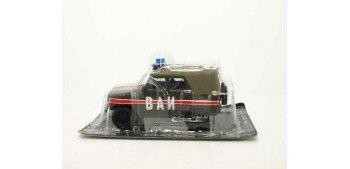 GAZ 469 POLICIA MILITAR RUSA escala 1/43 coche metal miniatura