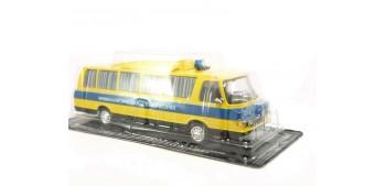 coche miniatura ZIL 118KL Autobús Ruso Policía Laboratorio