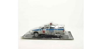 miniature car Lada 112 Policía Rusa escala 1/43 coche metal