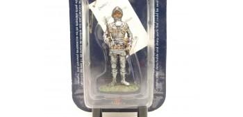 lead figure Figura 05 soldado plomo escala 54 mm Altaya