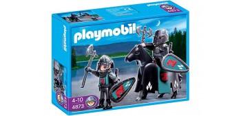 Playmobil - Tropa de los Caballeros del Halcón - 4873