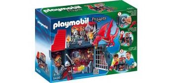 Playmobil - Cofre Guarida del Dragón - 5420