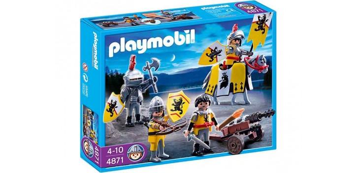 Playmobil - Tropa de Caballeros del León - 4871