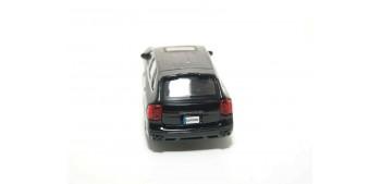 Porsche Cayenne Turbo escala 1/43 Burago Coche metal miniatura sin caja