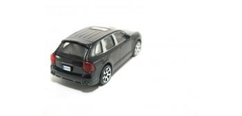 Porsche Cayenne Turbo escala 1/43 Burago Coche metal miniatura sin caja Bburago