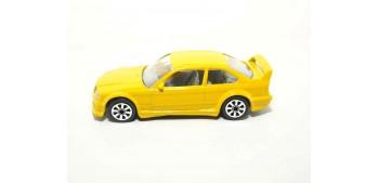 coche miniatura Bmw M3 escala 1/43 Burago Coche metal miniatura