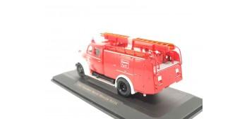 maquetas de coches Magirus-Deutz Mercur TLF16 1961 1/43 Yat