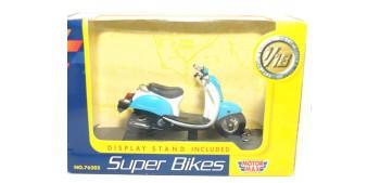 moto miniatura Honda Metropolitan 1/18 Motor Max