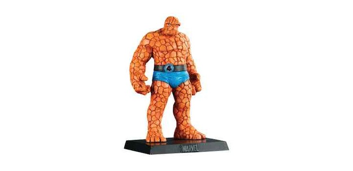 La cosa - Figura Marvel - Planeta de Agostini