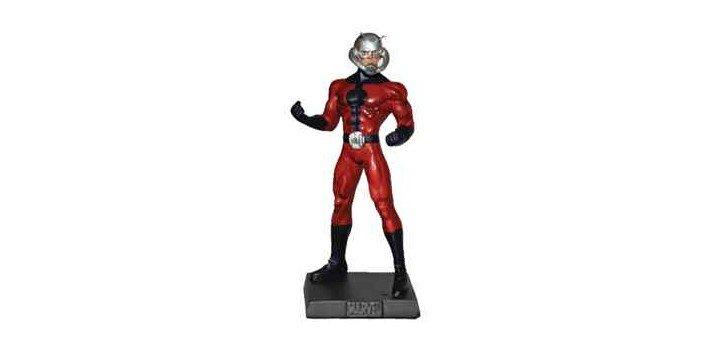 Ant Man - Hombre Hormiga - Figura Marvel - Planeta de Agostini Marvel Figures