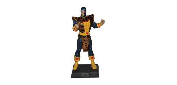 Sota de Corazones - Cazavampiros - Figura Marvel - Planeta de Agostini