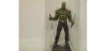 Drax El Destructor - Figura Marvel - Planeta de Agostini Lead soldiers