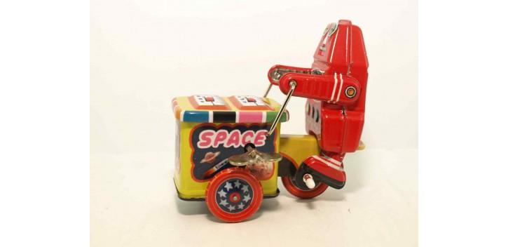 Robot Juguete de Hojalata Juguetes de antaño